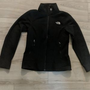 The North Face black women's jacket size small.